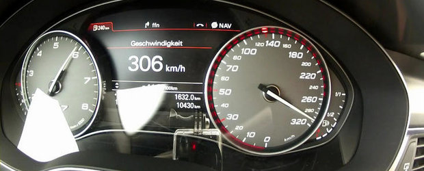 Tuning Audi: Noul ABT S7 Sportback accelereaza pana la 306 kilometri pe ora!