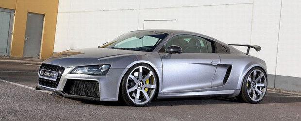 Tuning Audi: TC Concepts isi lasa amprenta asupra exoticului R8