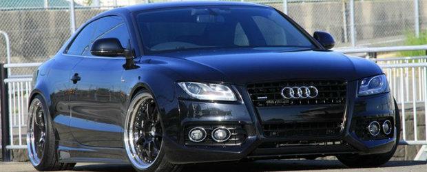 Tuning Audi: Un A5 cu personalitate proprie