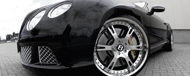 Tuning Bentley: Wheelsandmore propune multiple bunatati pentru noua gama Continental