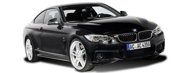 Tuning BMW: AC Schnitzer ia la modificat noul Seria 4 Coupe!