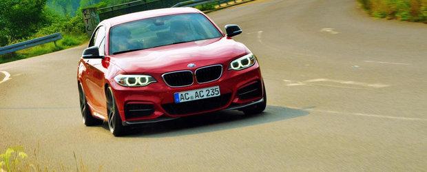 Tuning BMW: AC Schnitzer ne serveste un M235i cu 380 CP sub capota