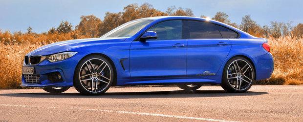 Tuning BMW: AC Schnitzer prezinta colectia ACS4 Gran Coupe
