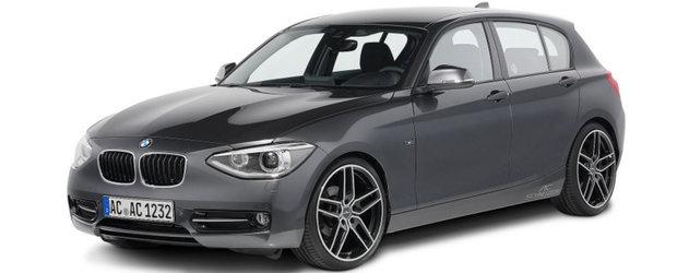 Tuning BMW: Accesorii Ac Schnitzer pentru noul Seria 1