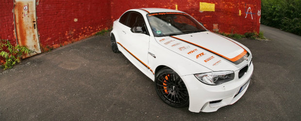 Tuning BMW: APP Europe modifica noul-si-impresionantul Seria 1 M Coupe