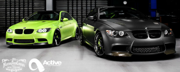 Tuning BMW: Asaltul M3-urilor made in America