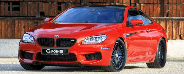 Tuning BMW: Bunatati G-Power pentru ultima generatie M6