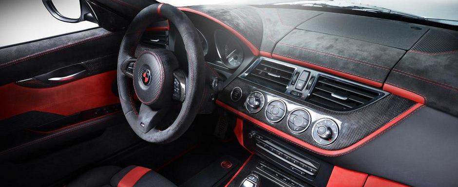 Tuning BMW: Carlex Design are o noua propunere pentru posesorii de Z4