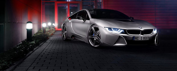 Tuning BMW: Cum arata i8-ul perfect in viziunea AC Schnitzer