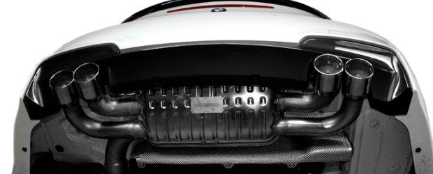 Tuning BMW: Evacuare Eisenmann pentru noul 1M Coupe