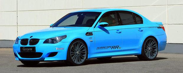 Tuning BMW: G-Power ne face cunostinta cu noul M5 Hurricane RRs