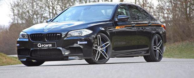 Tuning BMW: G-Power numeste ASTA M5-ul suprem