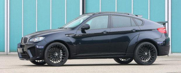 Tuning BMW: G-Power transforma noul X6 M intr-o bestie de 725 cai putere!