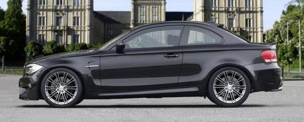 Tuning BMW: Hartge prezinta colectia de modificari dedicata noului 1 M Coupe