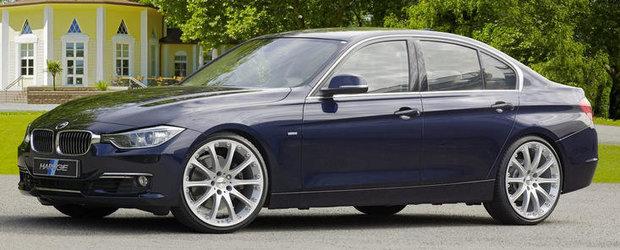 Tuning BMW: Hartge stoarce pana la 290 CP si 415 Nm din noul 328i