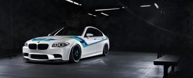 Tuning BMW: IND reinventeaza noul M5 F10