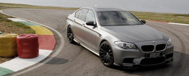 Tuning BMW: Kelleners Sport imbunatateste noul M5