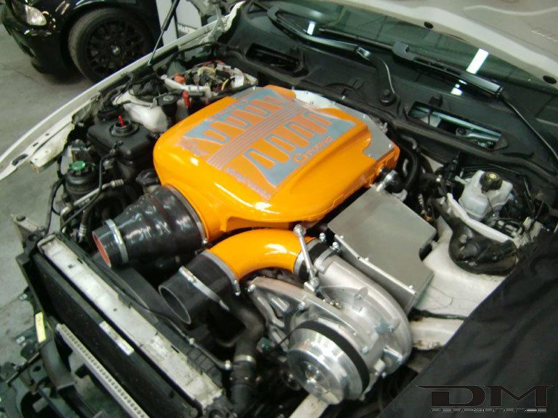 Tuning BMW - M3, Pac-Pac de la 395 la 502 cp!