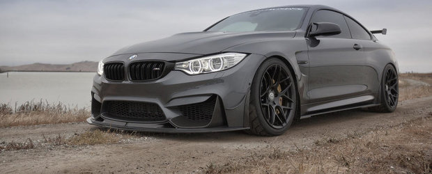 Tuning BMW M4: Cum sa obtii exemplarul perfect in numai doi pasi si trei miscari