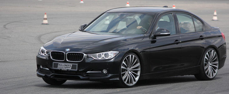 Tuning BMW: Noul 328i intra in garajul Kelleners, iese cu aproape 300 cai putere