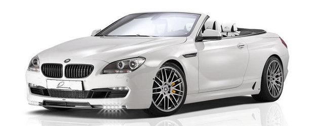 Tuning BMW: Noul Lumma CLR 600 GT ne introduce in atmosfera primaverii