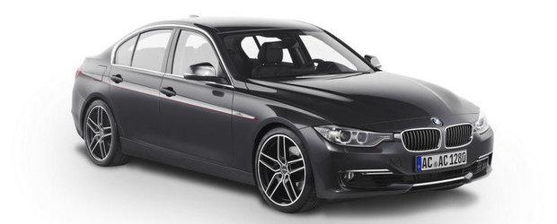 Tuning BMW: Primele modificari dedicate noului Seria 3 vin de la Ac Schnitzer
