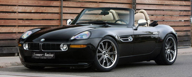 Tuning BMW: Senner Tuning readuce-n lumina reflectoarelor legendarul BMW Z8