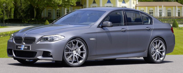 Tuning BMW Seria 5: Hartge dezvaluie noul H35d