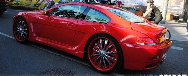 Tuning BMW - Seria 6 dusa la extrem cu AG Shark