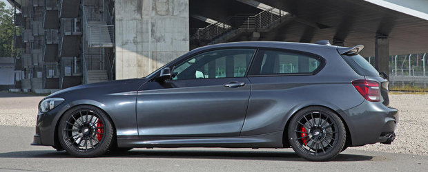 Tuning BMW: Tuningwerk transforma noul M135i in arma perfecta pentru circuit