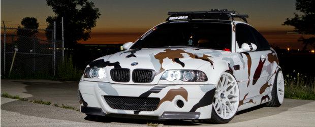 Tuning BMW: un M3 camuflat special pentru mediul urban
