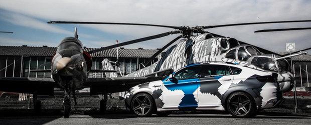 Tuning BMW: X6 M primeste tratamentul Inside Performance