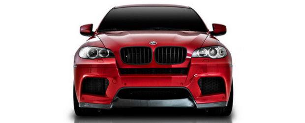 Tuning BMW X6 M : Vorsteiner dezlantuie bestia!