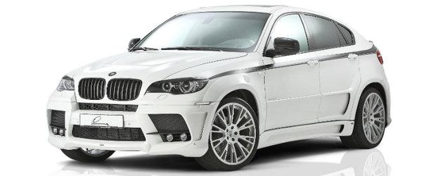 Tuning BMW: X6 primeste tratamentul Lumma Design