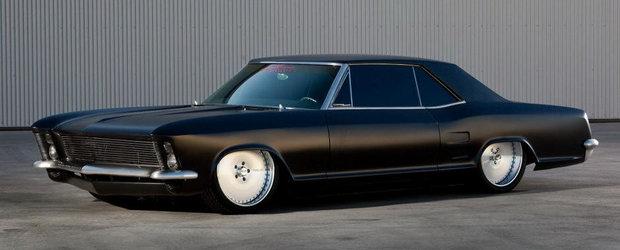 Tuning Buick Riviera '63: Ce inseamna cu adevarat tuningul la superlativ
