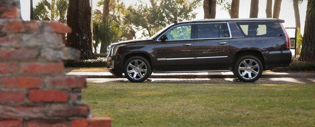 Tuning Cadillac: Hennessey doteaza noul Escalade cu un compresor si 557 CP
