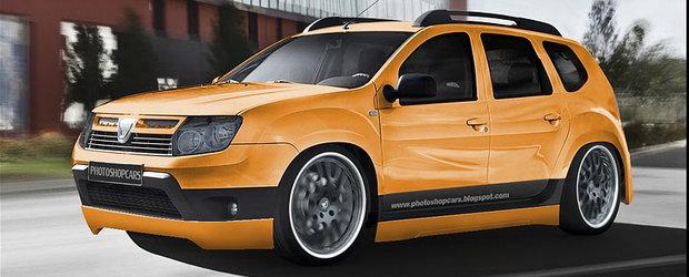 Tuning Dacia Duster - cum trebuie sa arate un Duster tunat?