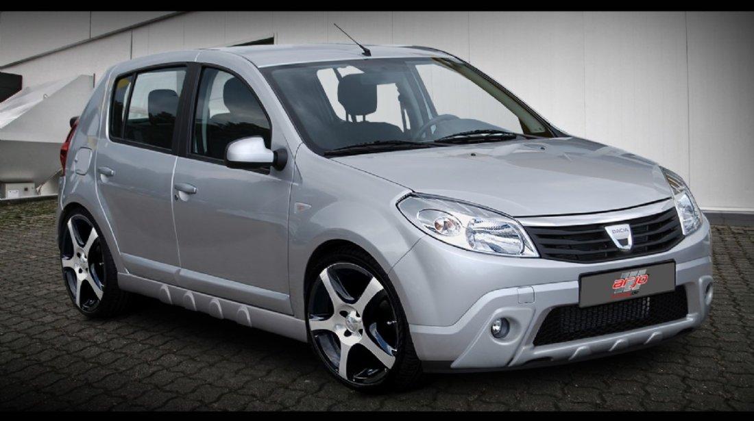 Tuning Dacia Sandero