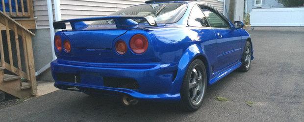 Tuning de America: O Acura Integra se crede... Nissan Skyline R34