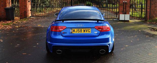 Tuning de Anglia: Un Audi A5 TDI se crede... RS5 Coupe