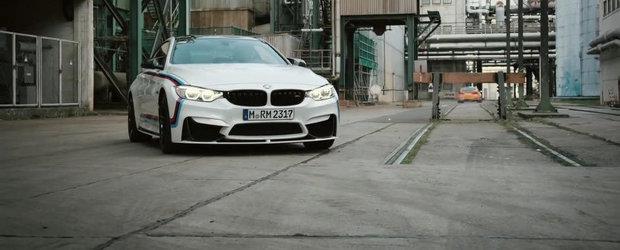 Tuning de fabrica: BMW ne arata noul M4 in versiunea M Performance