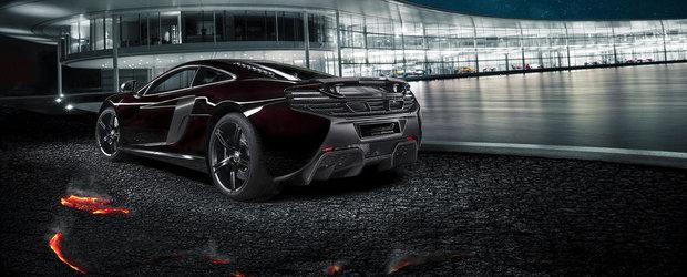 Tuning de fabrica: McLaren 650S primeste tratamentul McLaren Special Operations