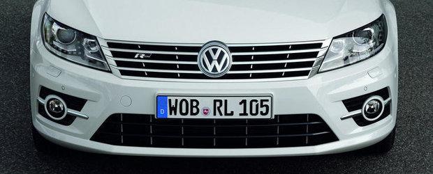 Tuning de fabrica: Noul Volkswagen CC primeste tratamentul R-Line