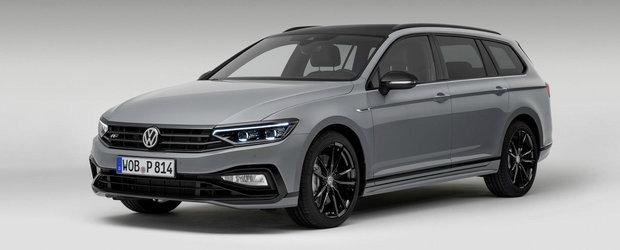 Tuning de fabrica: Noul Volkswagen Passat primeste tratamentul R-Line