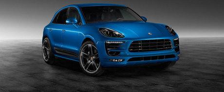 Tuning de fabrica: Porsche Exclusive isi lasa amprenta asupra noului Macan S