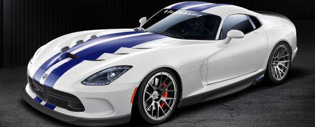 Tuning Dodge: Infuzie de putere pentru noul Viper
