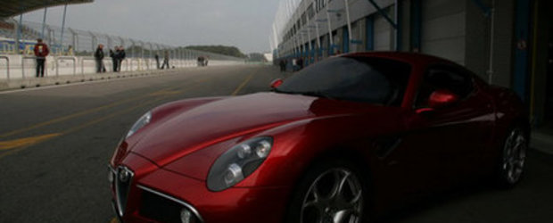 Tuning exotic: 8C Competizione by Autodelta