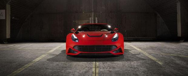 Tuning Ferrari: Noul Novitec N-LARGO arata si promite performante diabolice!