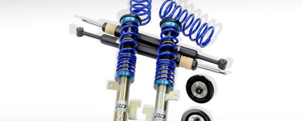 Tuning Ford: AP Coilovers lanseaza kitul de suspensii sport pentru Ford C-Max