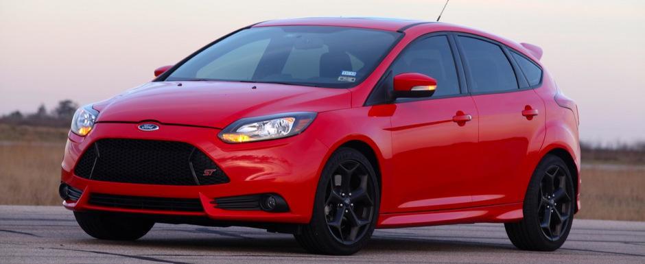 Tuning Ford: Hennessey propune un plus de 50 CP posesorilor noului Focus ST